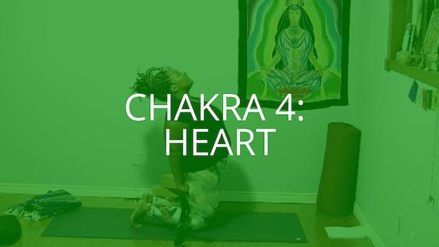 Chakra 4: Heart