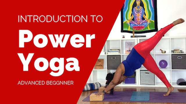Intro to Power Yoga Flow