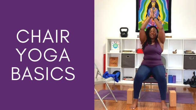 Chair Yoga Basics