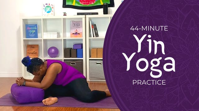 Yin Yoga Practice