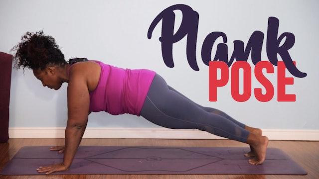 Plank / Phalakasana