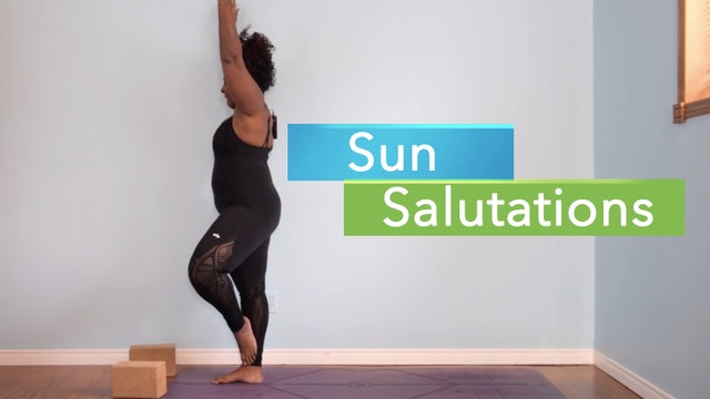 Sun Salutations / Surya Namaskar