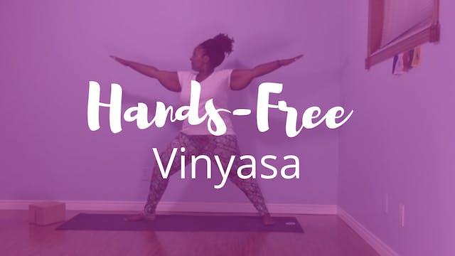 Handless Vinyasa / Standing practice
