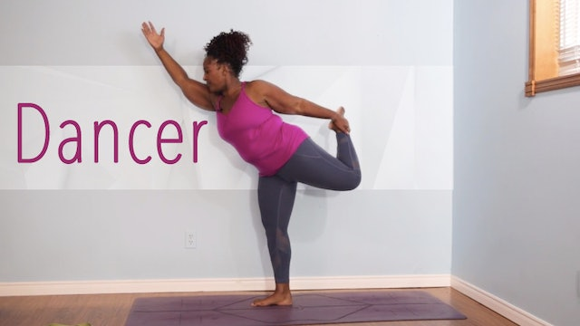 Dancer Pose / Natarajasana