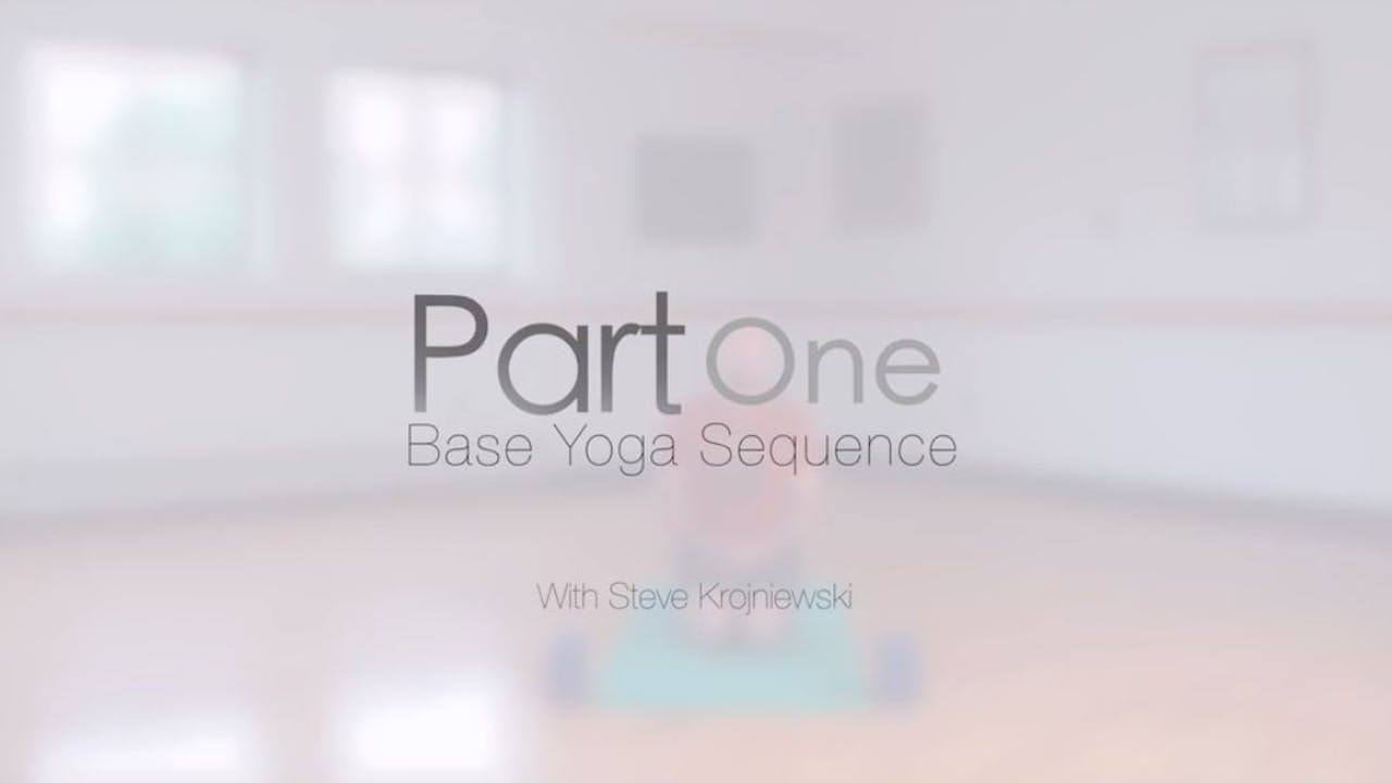 Part 1 - Yoga for Athletes