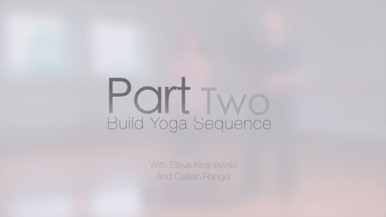 Part 2 -Yoga for Active People