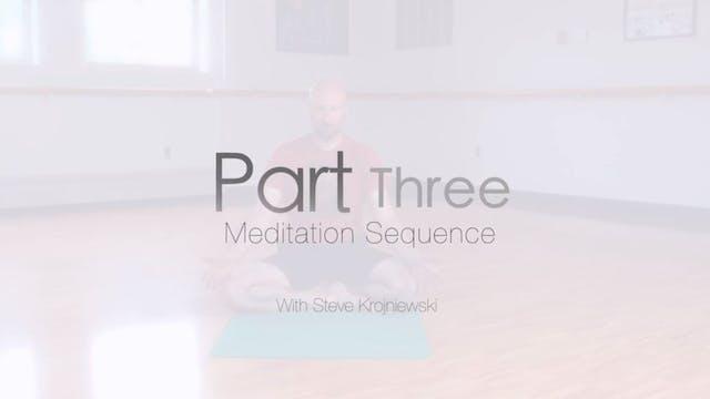 Part 3 - Meditation