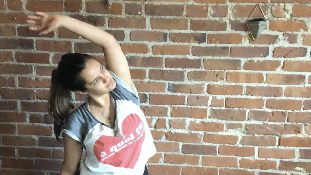 Yoga For Energizing Morning Flow