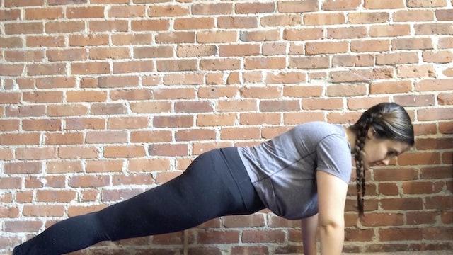 Yoga For Upper Body Stability