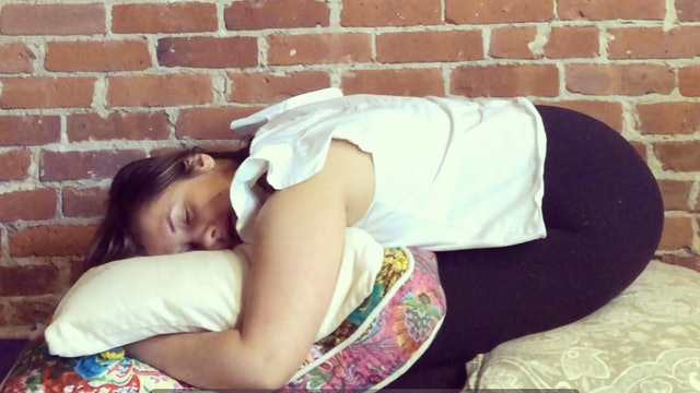 Yoga For Menstrual Cramps/PMS
