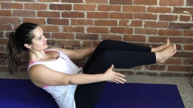 20 Min Yoga To Reduce Stress