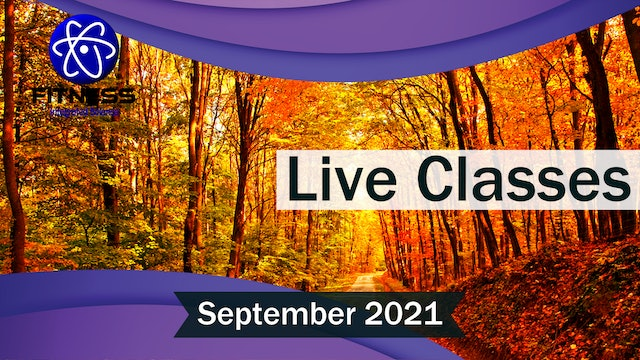 Recorded Live Events September 2021