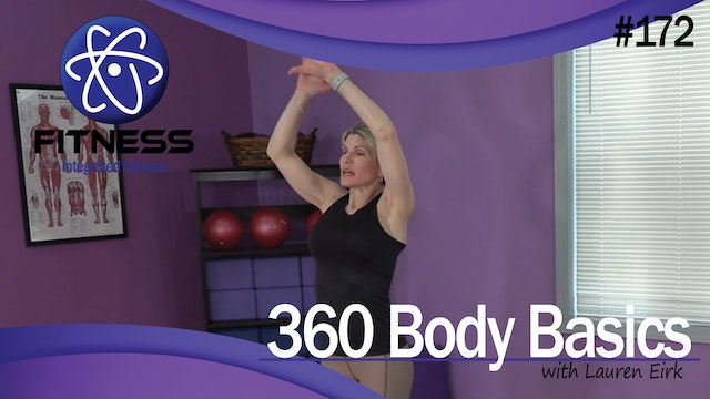 Video 172 | 360 Body Basics (30 Minute Workout) with Lauren Eirk