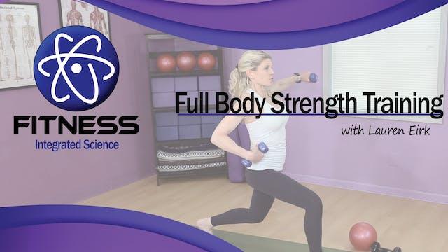 Video 070 | Full Body Strength Traini...