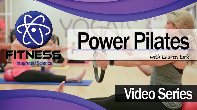 About Power Pilates