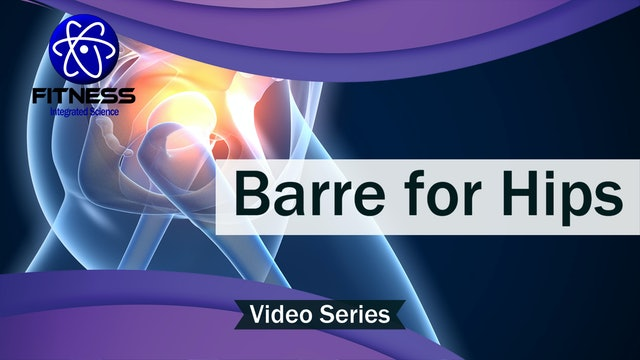 Barre for Hips