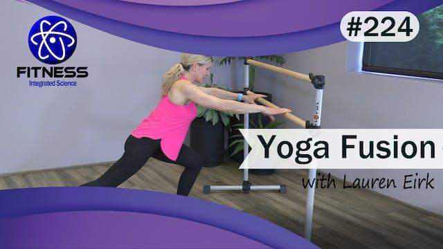 Video 224 | Yoga Fusion (45 Minute Wo...