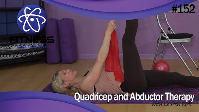 Video 152 | Quadricep and Abductor Th...