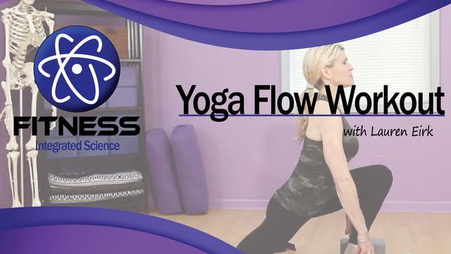 Video 063 | Yoga Flow Workout with La...