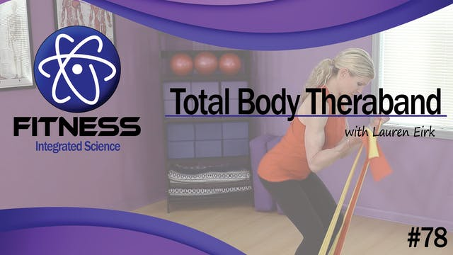 Video 078 | Total Body Theraband (60 ...