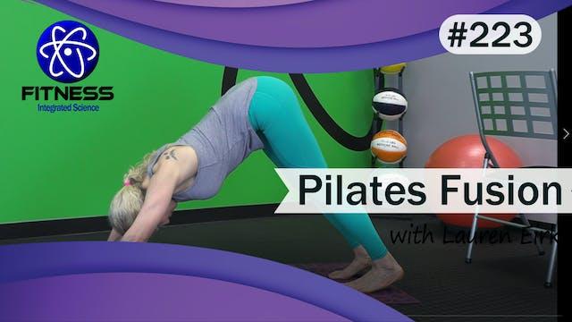 Video 223 | Pilates Fusion (45 Minute...