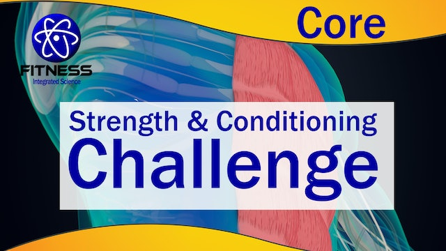 Strength & Conditioning Core Challenge