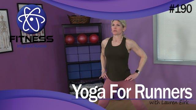 Video 190 | Yoga for Runners (30 Minu...