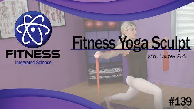 Video 139 | Fitness Yoga Sculpt (45 M...