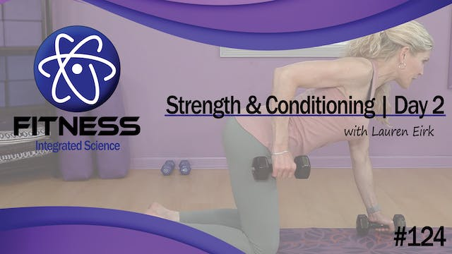 Video 124 | Strength and Conditioning...