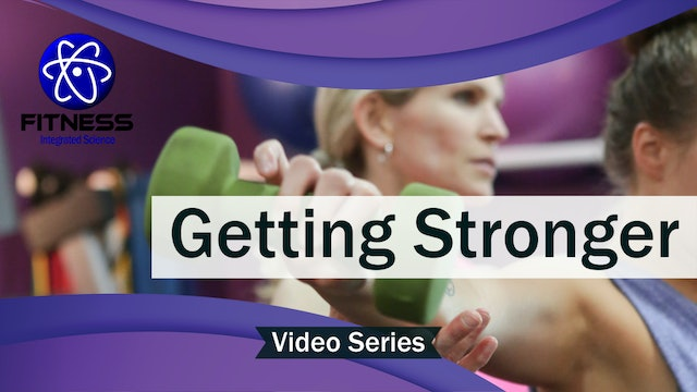 About Getting Stronger