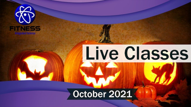 Recorded Live Events October 2021