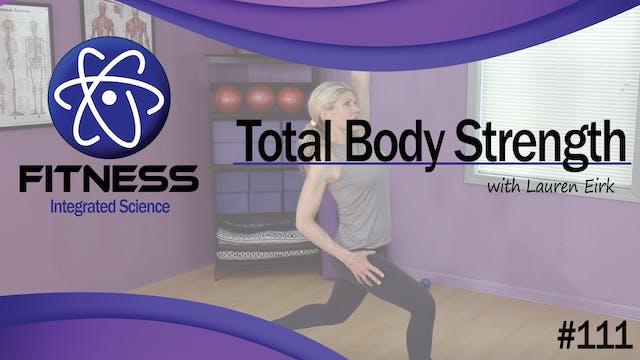 Video 111 | Total Body Strength Circu...