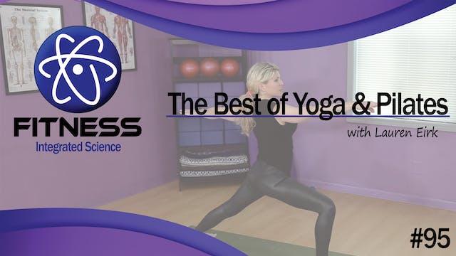 Video 095 | Yoga - Pilates Challenge ...