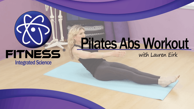 Video 048 | Pilates 30 Minute Abs Workout with Lauren Eirk