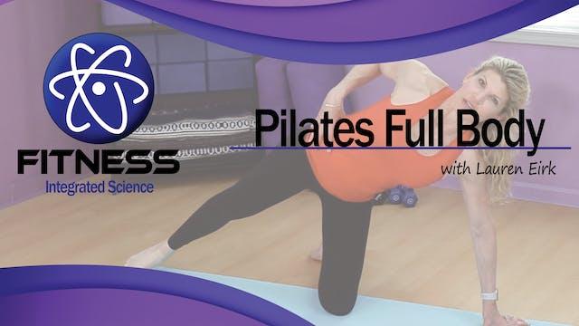 Video 068 | Pilates Full Body with La...
