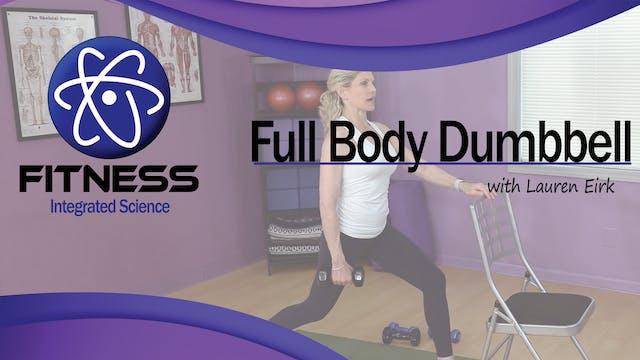 Video 069 | Full Body Dumbbell Workou...