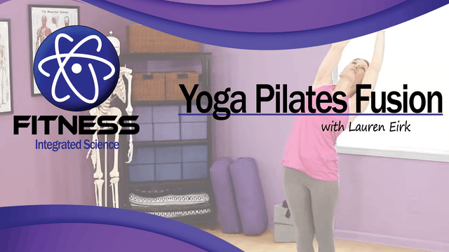 Video 061 | Yoga Pilates Fusion with Lauren Eirk (60 minute workout)