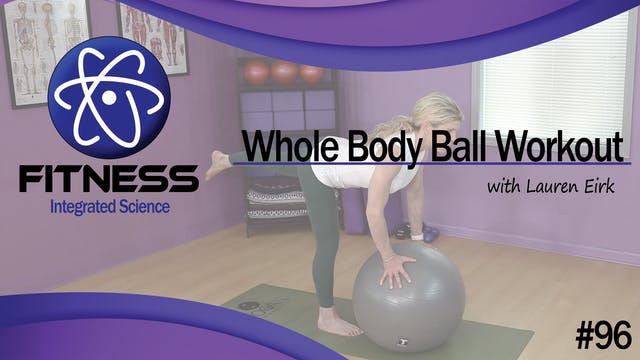 Video 096 | Whole Body Ball Workout (...