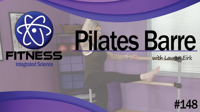 Video 148 | Pilates Barre (60 Minute ...