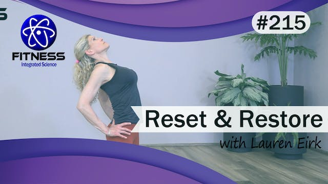 Video 215 | Reset and Restore with La...