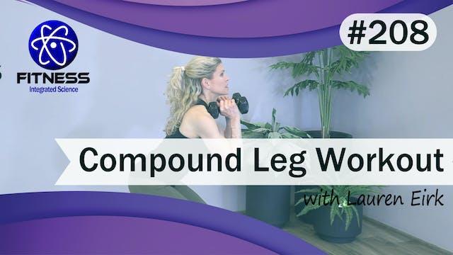 Video 208 | Compound Leg Workout (40 ...