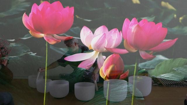 (20-min) Sound Healing Svasana with Bob Grimmick