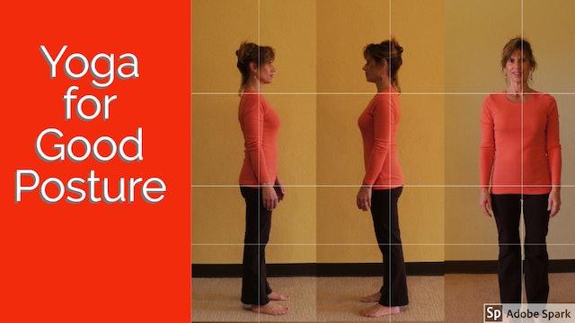 Yoga for Good Posture