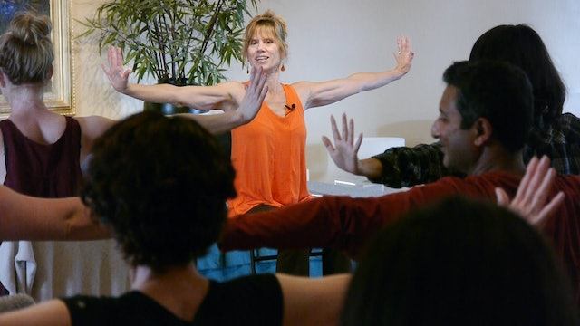 Class Framework: How to Build and Deliver a Chair Yoga Class with Sherry