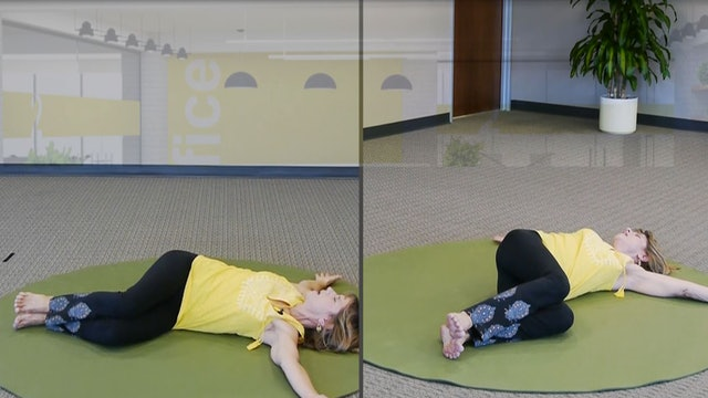Tech Worker: Gentle Yoga Series
