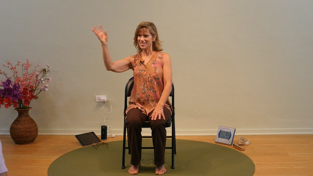 I Can See Clearly Now - A Reggae Chair Yoga Dance with Sherry Zak Morris