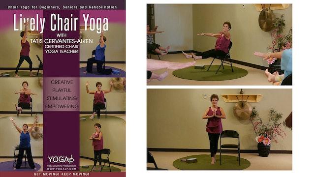 Lively Chair Yoga with Tatis Cervantes-Aiken