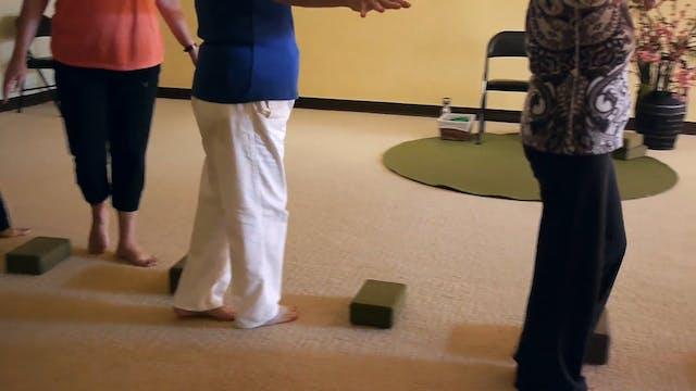Better Balance: Group Practice Ideas