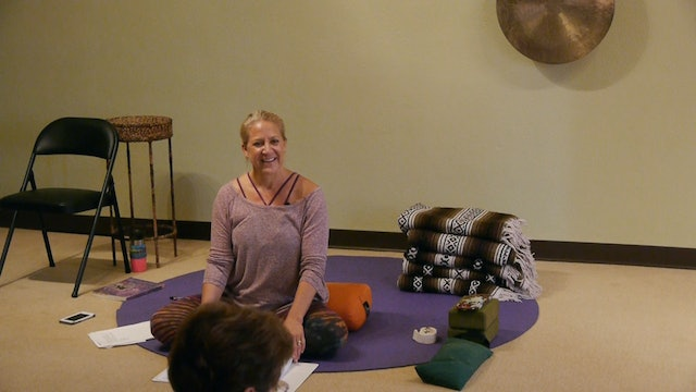Online Course: Incorporating Restorative Yoga with Kathleen Gregory