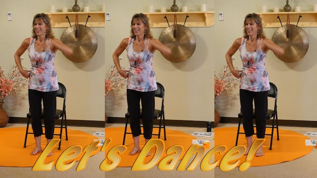 Learn The Macarena! - Chair Yoga Danc...